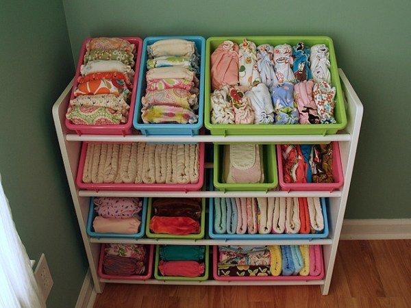 新生児,服,収納,100円 カゴ에 대한 이미지 검색결과