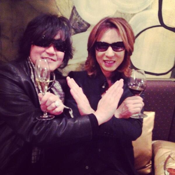 X JAPAN toshi よしき에 대한 이미지 검색결과