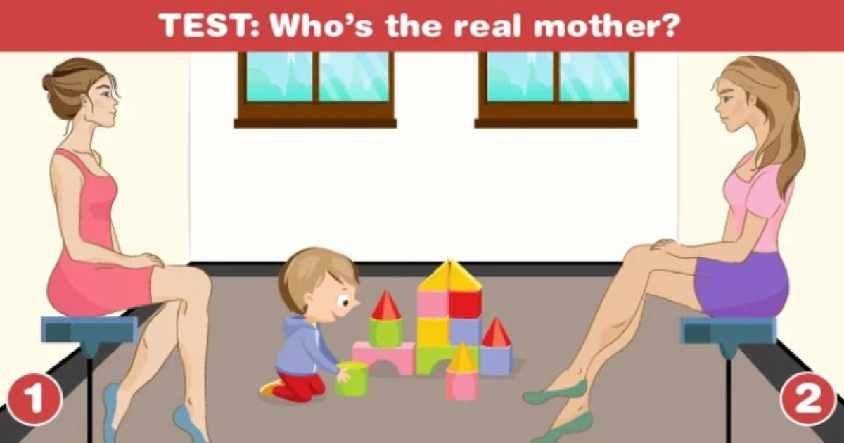 yourmother1 1.jpg?resize=412,275 - FBI Test That Proves You Are A Top 1% Mother: Who's the Real Mother?