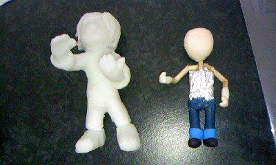樹脂粘土 フィギュア パーツ에 대한 이미지 검색결과