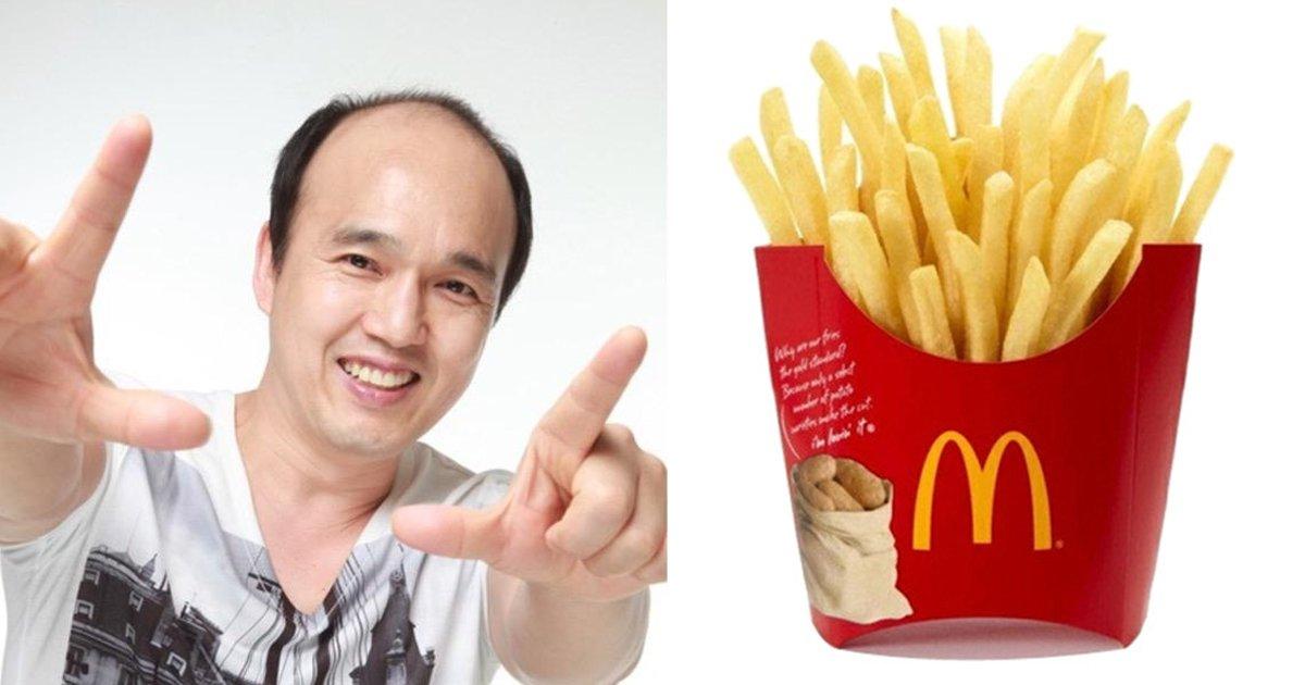 1 269.jpg?resize=300,169 - 맥도날드 감자튀김 먹으면 '탈모 치료'된다 (연구)