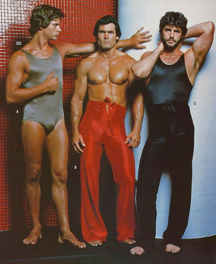 1 320 - 절대 돌아오지 않았으면 하는 1970년대 남자 패션 (사진 15장)