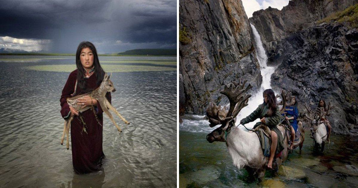 1 418 - These Stunning pictures of the life and culture of Mongolian tribe will leave you dumbfounded