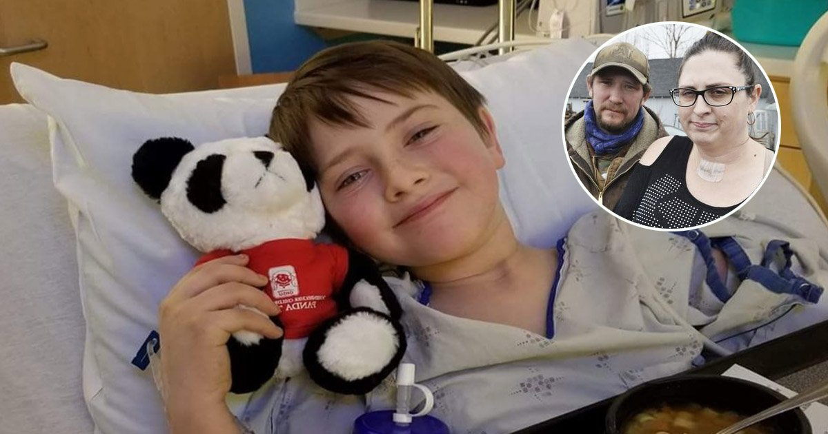1 419.jpg?resize=636,358 - Boy Passes Away Days After Falling Off From A Bike As Doctors Missed A Detail About His Wounds