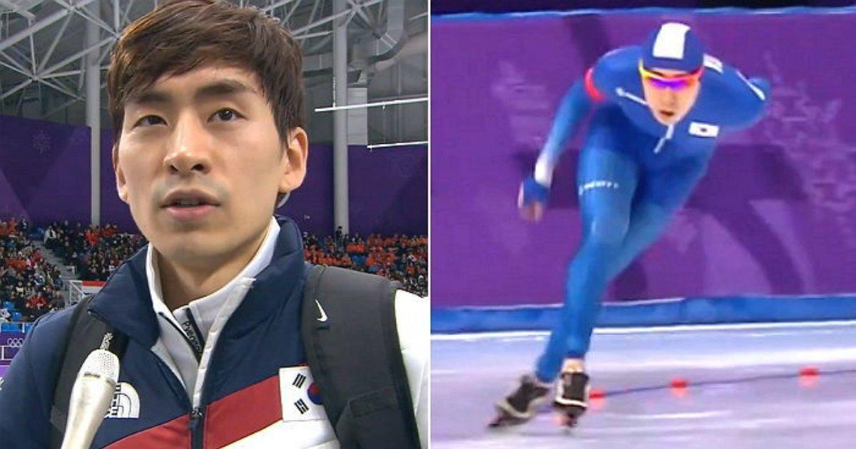 1 468 - '금메달' 이후 김보름을 대신해 노선영에게 사과한 이승훈