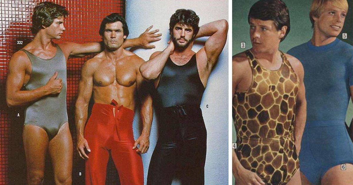 1 82 - 절대 돌아오지 않았으면 하는 1970년대 남자 패션 (사진 15장)