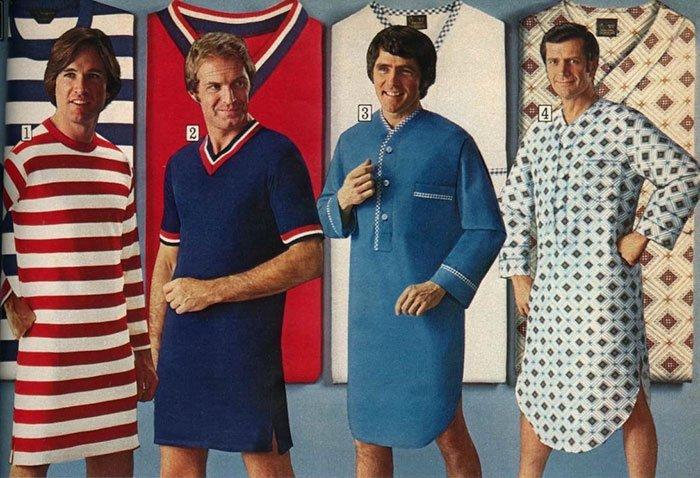 10 71 - 절대 돌아오지 않았으면 하는 1970년대 남자 패션 (사진 15장)