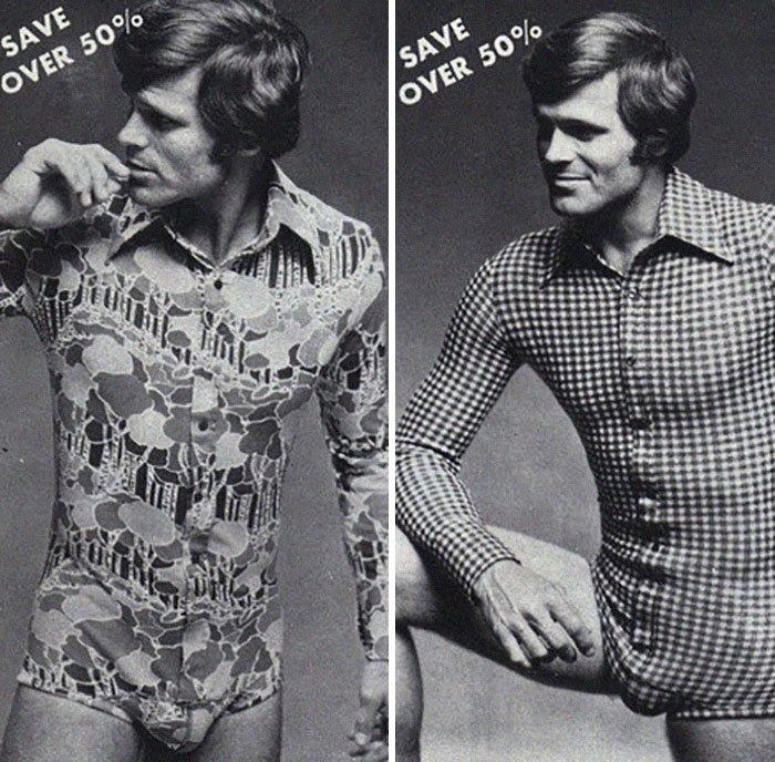 11 69 - 절대 돌아오지 않았으면 하는 1970년대 남자 패션 (사진 15장)