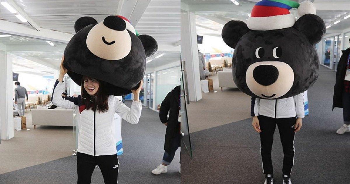 1111 8 - 평창 올림픽 맘껏 즐기는 '미소천사' 김아랑의 순간 포착