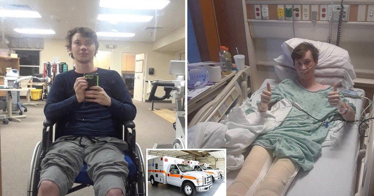 1ec8db8eb84ac 9.jpg?resize=1200,630 - Homem sofre amputação após passar uma noite com meias molhadas em seu carro, em vez de pagar por um motel