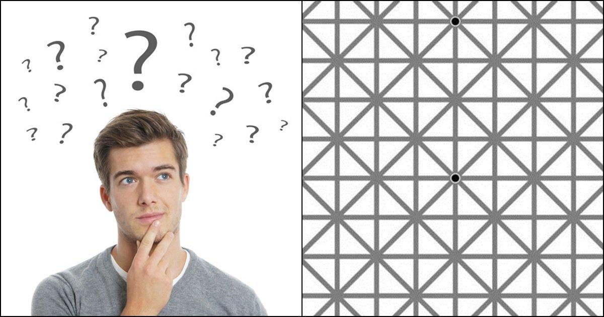 20171226164834 99090.jpg?resize=1200,630 - 【テスト】「黒い点12個、一目で見えますか?」(錯視注意)