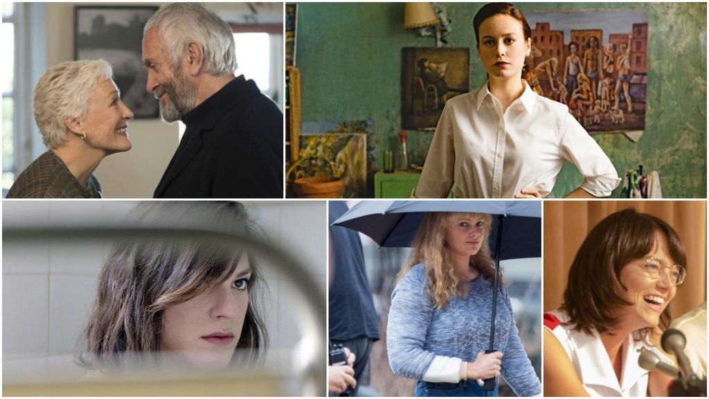 2018-best-actress-contenders-glenn-close-brie-larson-daniela-vega-margot-robbie-emma-stone