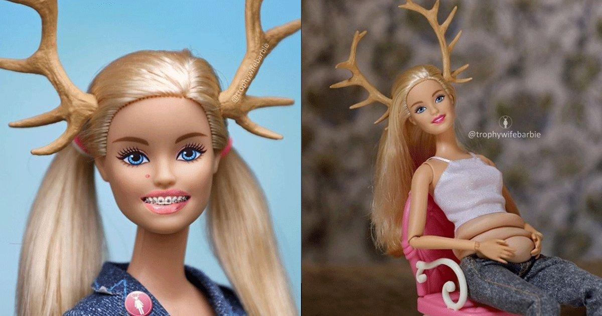 21 3 - Una artista Sudafricana crea una nueva muñeca Barbie que manda al diablo a todo estereotipo