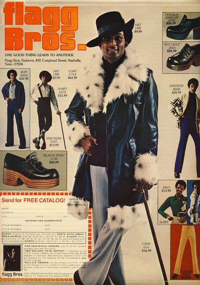 3 255 - 절대 돌아오지 않았으면 하는 1970년대 남자 패션 (사진 15장)