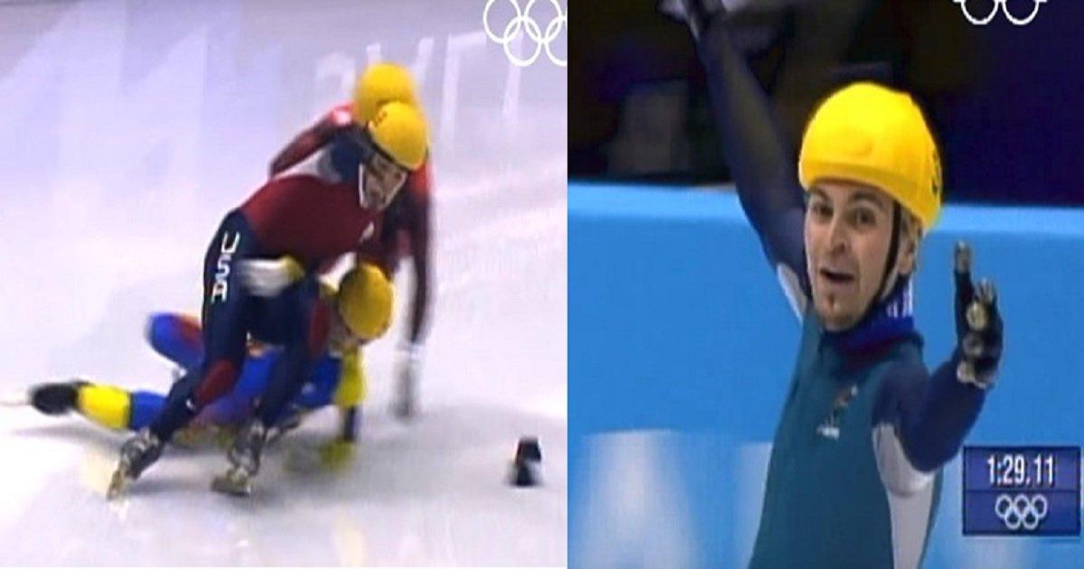 33333 3 - 올림픽 역사상 '가장 뜻밖의 금메달' 획득 순간 (영상)