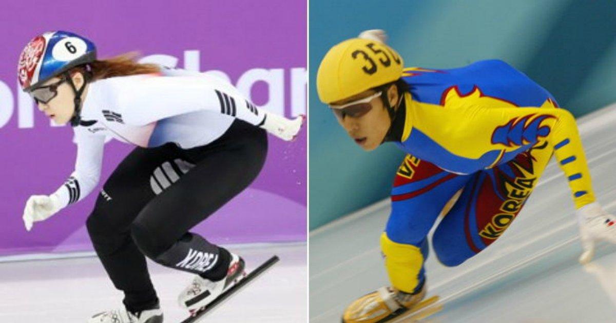 4 164 - '넘어져도 신기록' 여자 쇼트트랙의 저력이 재주목시킨 2002년 세계선수권 김동성의 '분노의 질주'