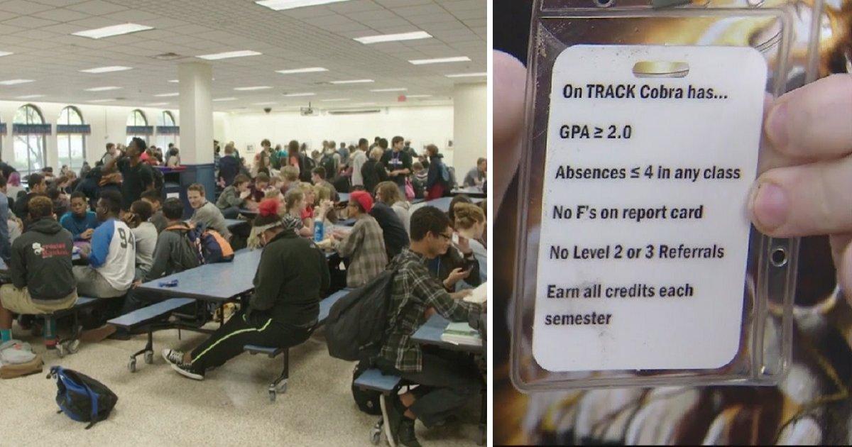 4tgdfh.png?resize=300,169 - Une école divise ses étudiants dans la cafétéria... en fonction de leurs notes.