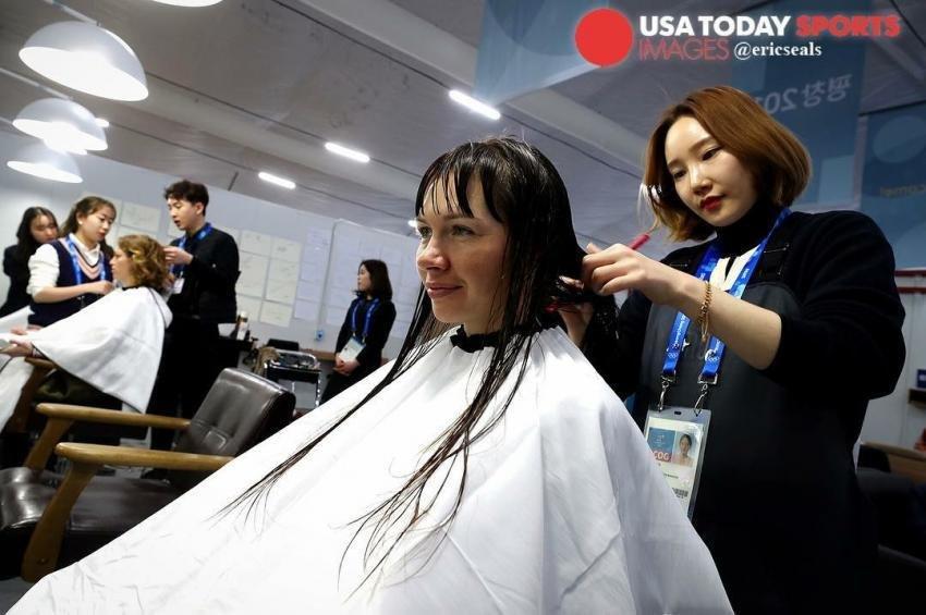 5 104 - '한국 고속버스' 스케일에 깜짝 놀라 '인증샷' 남긴 미국 루지 대표단