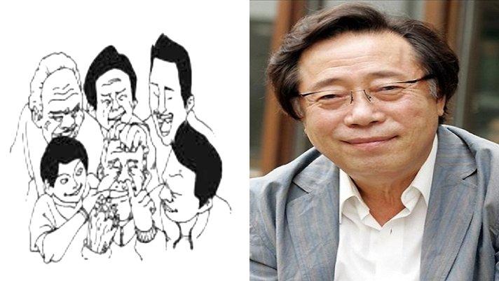 (좌) 네이버 웹툰 '죽음에 관하여' / (우) 스타뉴스