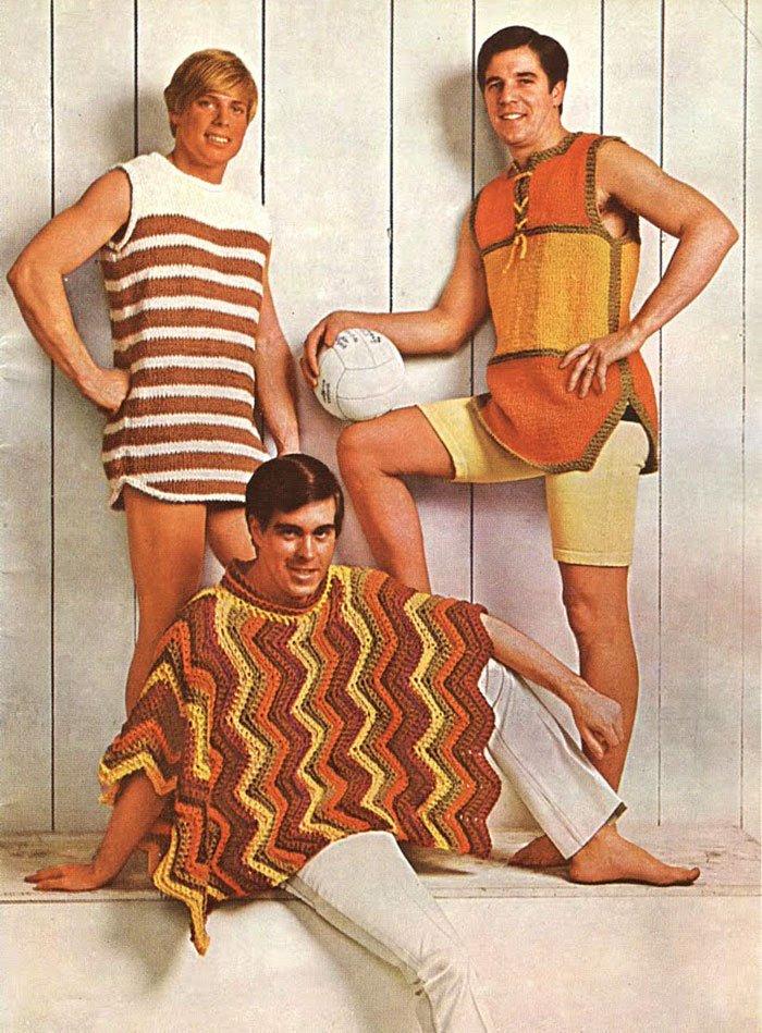 7 153 - 절대 돌아오지 않았으면 하는 1970년대 남자 패션 (사진 15장)