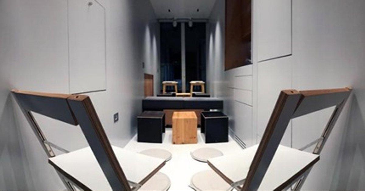 7 55.jpg?resize=412,232 - 접거나 펼칠 수 있는 '2평' 집의 놀라운 내부