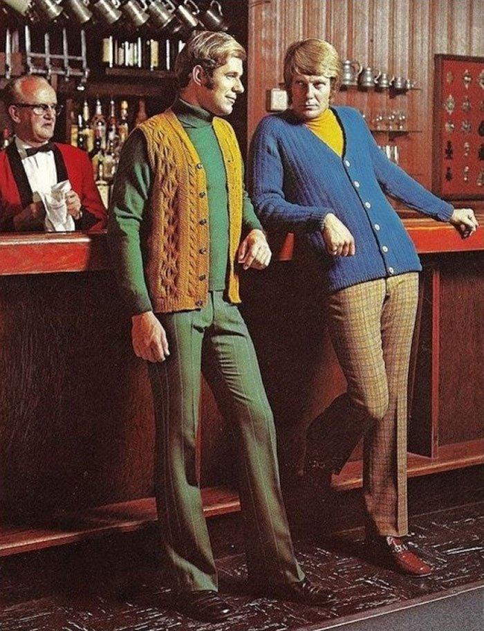 8 133 - 절대 돌아오지 않았으면 하는 1970년대 남자 패션 (사진 15장)