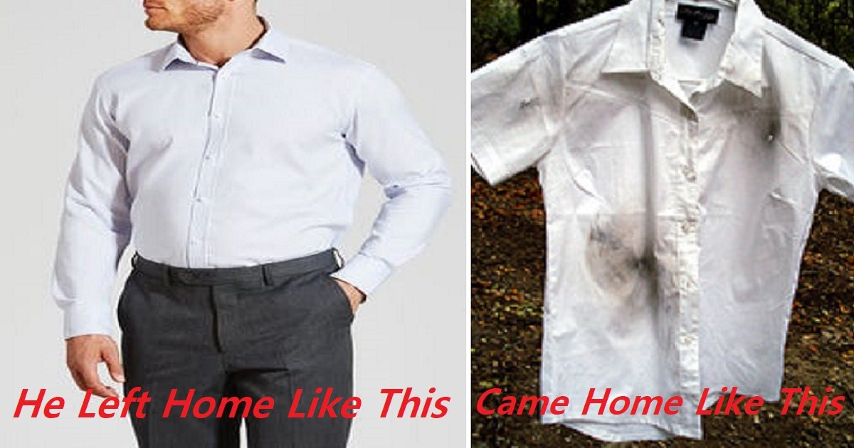 9fjxl - Husband Came Home With Dirty Shirt, Suspicious Wife Checked Security Camera