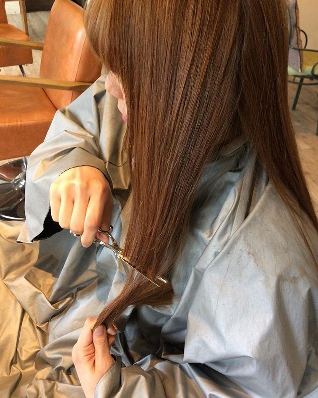 セルフカット 後ろ髪에 대한 이미지 검색결과