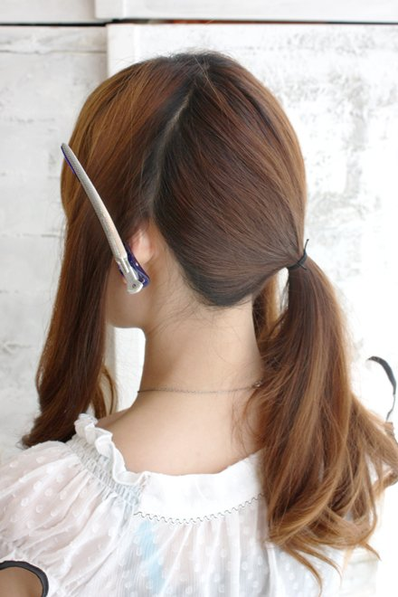 セルフカット 後ろ髪 ヘアゴム에 대한 이미지 검색결과