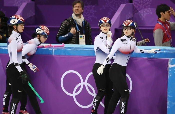 78zg5lp745y8y8l22b64 - 넘어지고도 올림픽 신기록을 세우며 1등한 한국 쇼트트랙팀에 충격 받은 일본 반응