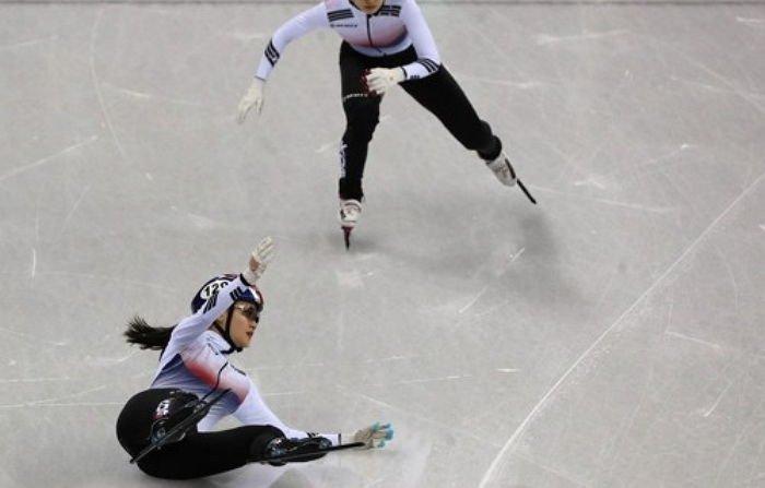 7j9qj6yb5rm3yg8h4m39 - 넘어졌는데도 '올림픽 기록' 세운 소름 돋는 '여자 쇼트트랙 3000m 계주' 준결승전 (영상)