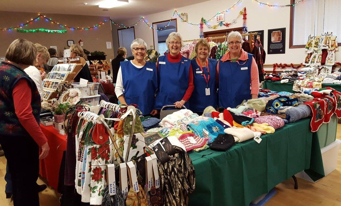 AA 73 06 01 South Cowichan Healthcare Auxiliary - 50 Cents Worth Q-Tips Hides Jewelry Inside.. That Was Worth $1,800