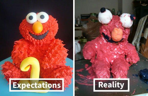 Elmo Fail