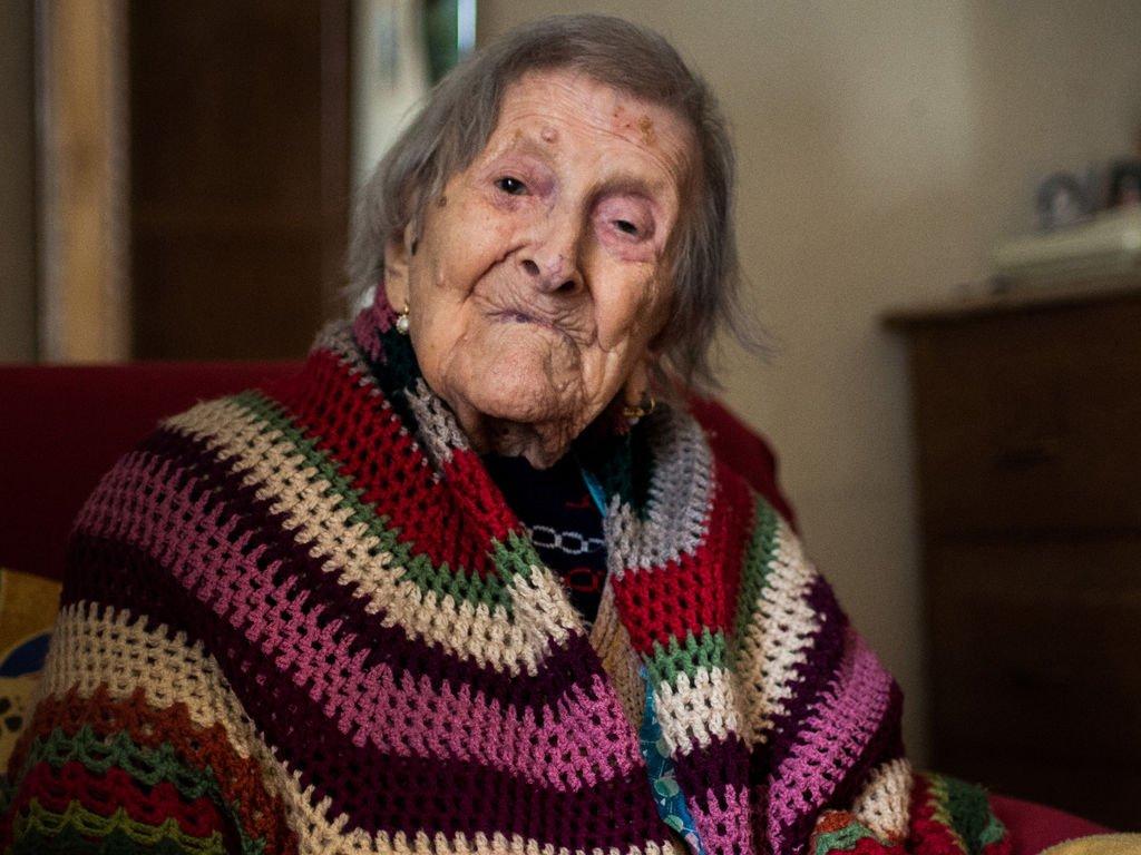 Le drole de regime d Emma Morano 117 ans doyenne de l humanite Photos exact1024x768 l - The Secret Behind Living To 117 Years