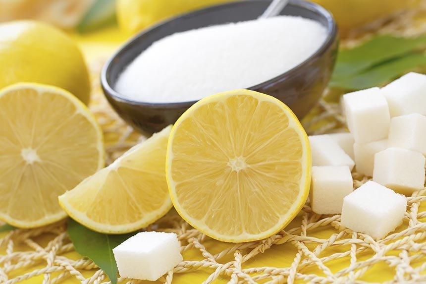 Limon y azucar - 7 receitas fabulosas para se livrar dos pelos nas axilas de forma natural