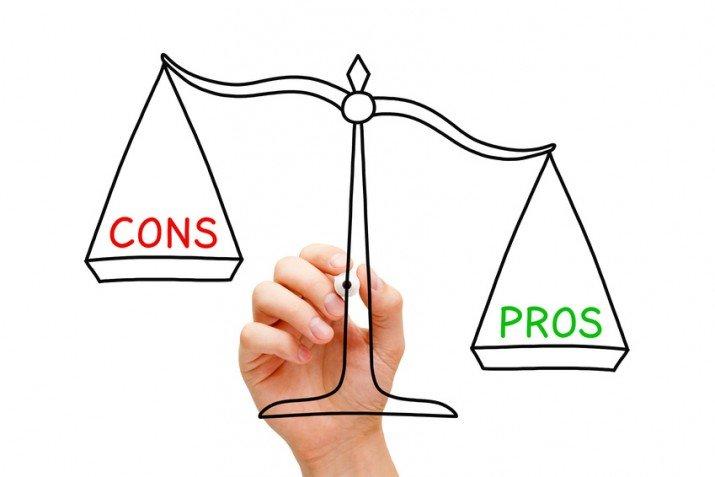 pros cons에 대한 이미지 검색결과