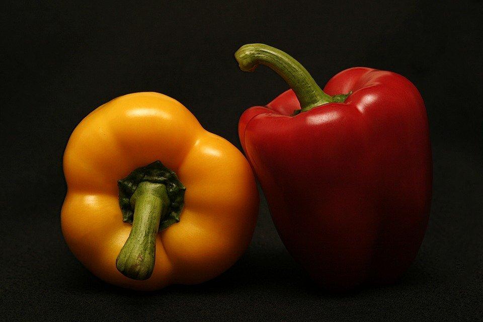 농업, 피망, 고추, 다채로운, 조리, 다이어트, 음식, 신선한, 성장, 건강, 건강 한, 재료