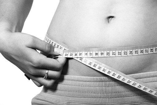 배, 몸, 칼로리, 다이어트, 운동, 지방, 여성, 적합, 소녀, 건강