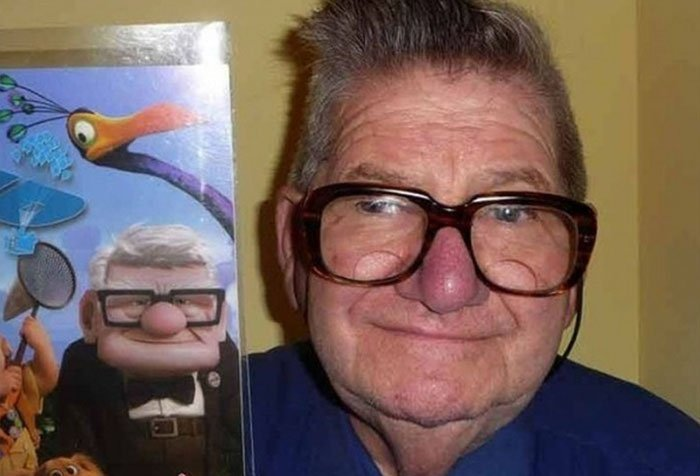 cartoon real life lookalikes 6 57d69906ad44b  700 - A semelhança dessas pessoas com personagens de animações da Disney vai te impressionar!