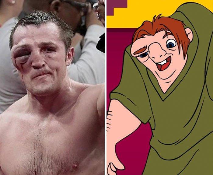 cartoon real life lookalikes 8 57d69909bd0ef  700 - A semelhança dessas pessoas com personagens de animações da Disney vai te impressionar!