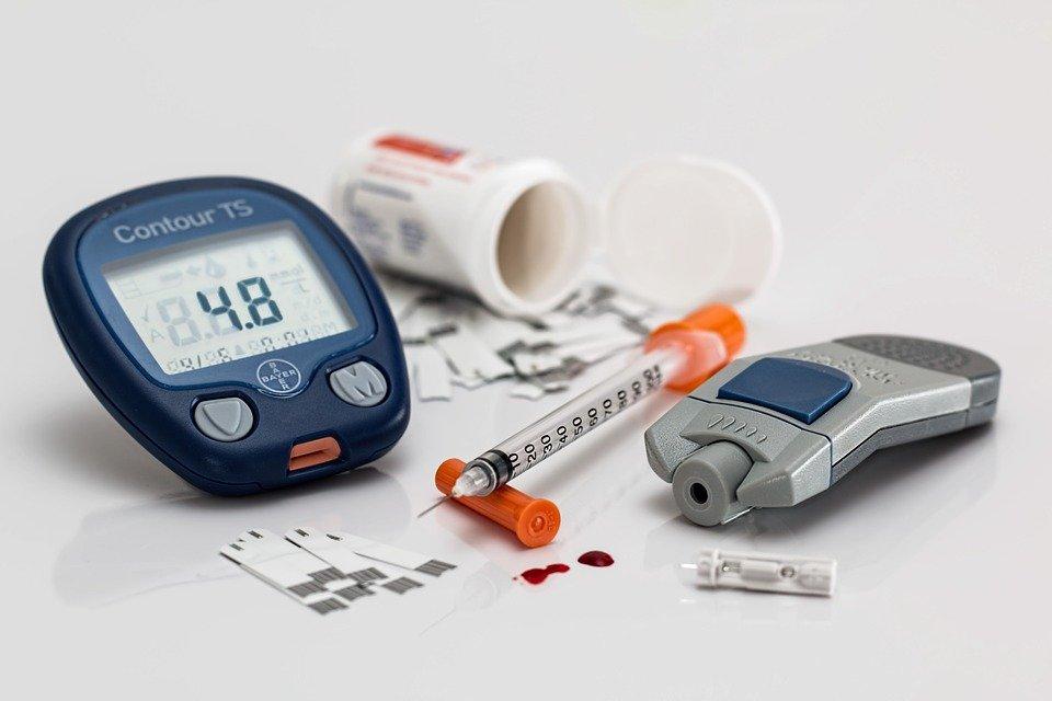 당뇨병, 혈액 설탕, 의학, 인슐린, 저 혈당, 질병, 건강 관리, 포도 당, 테스트, 만성