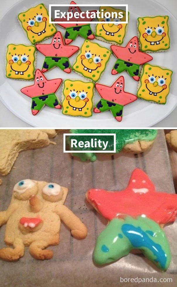 Spongebob And Patrick Have Seen Things