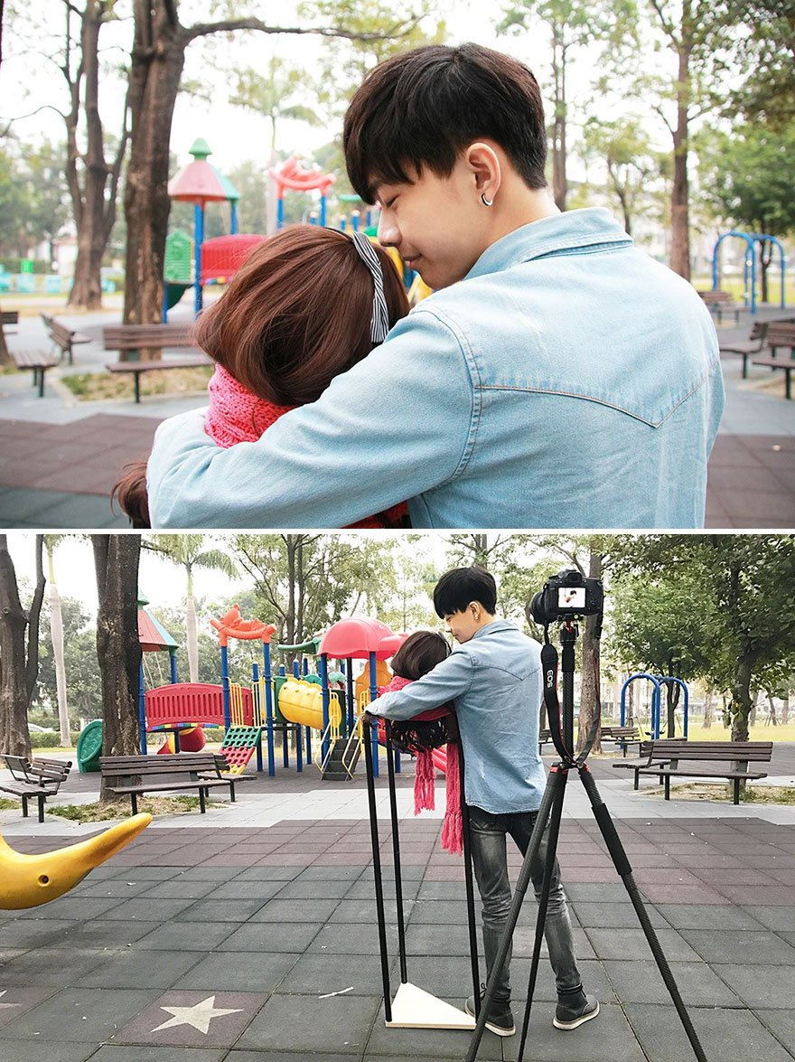 How To Take Photos On Valentine