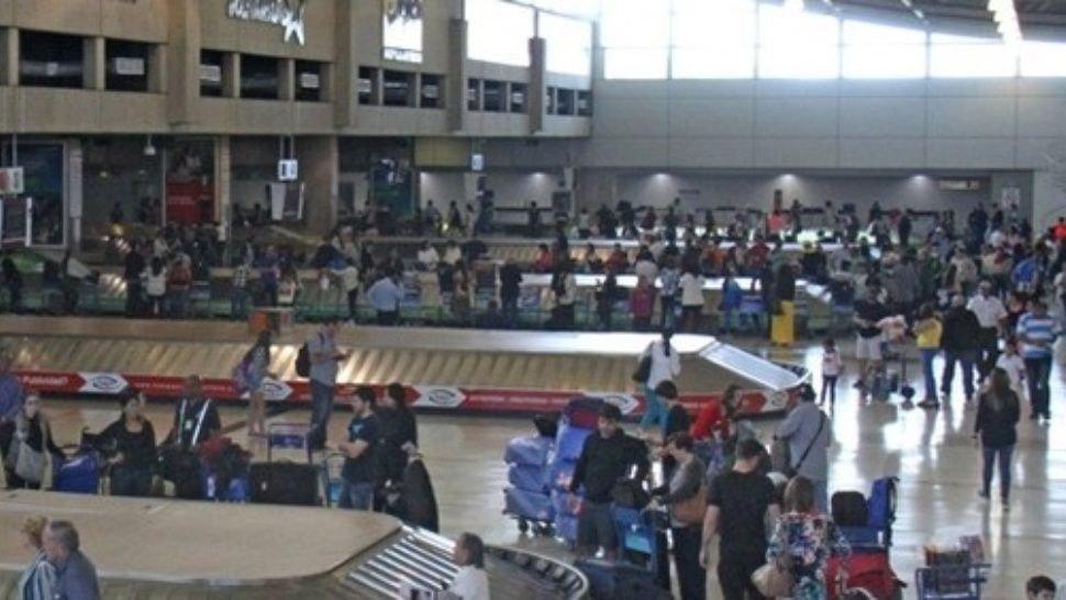 Día inusual en el Aeropuerto Internacional Simón Bolívar de Venezuela