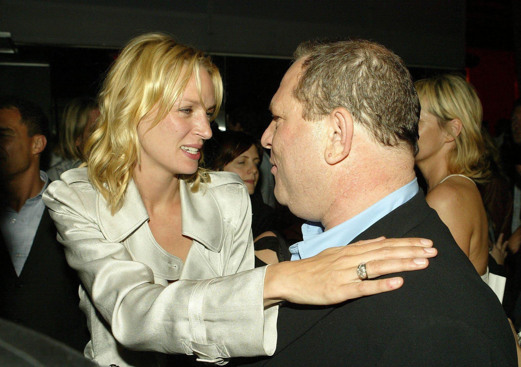 nintchdbpict000368820798 e1511480263520 - Uma Thurman declaró cómo fue acosada sexualmente por el productor Harvey Weinstein
