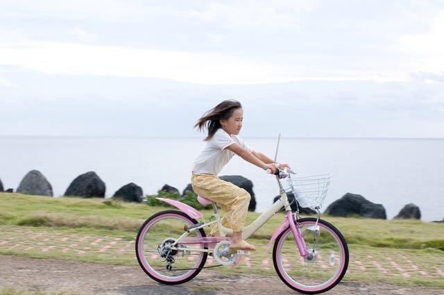 Image result for 小学生 自転車