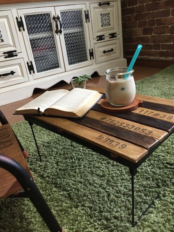 すのこ ミニテーブル에 대한 이미지 검색결과