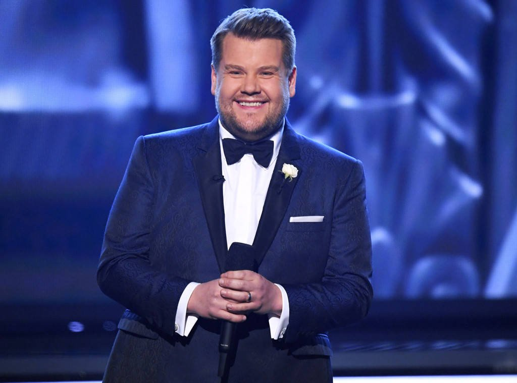 rs 1024x759 180128170440 1024 james corden grammy awards - James Corden Amuses The Audience At The 60th Grammy Awards When He Hands Out Cute Puppies To Grammy Losers