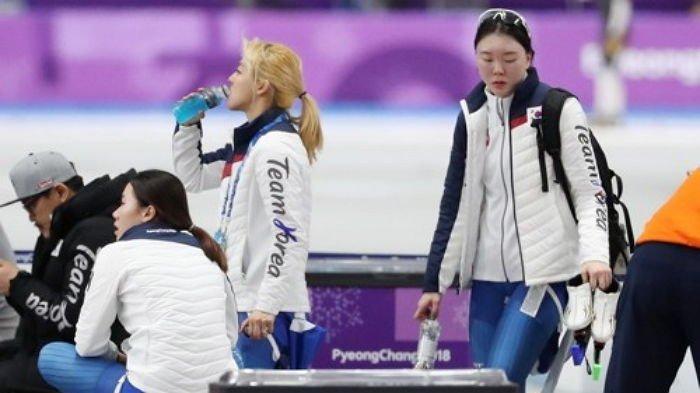 韓国 置き去りゴール