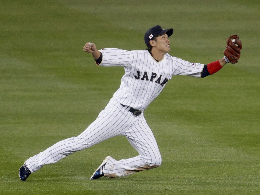 Image result for 坂本勇人 グローブ ミズノ
